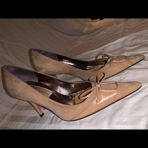Christian Lacroix. Size 5.5. Made in Italy.